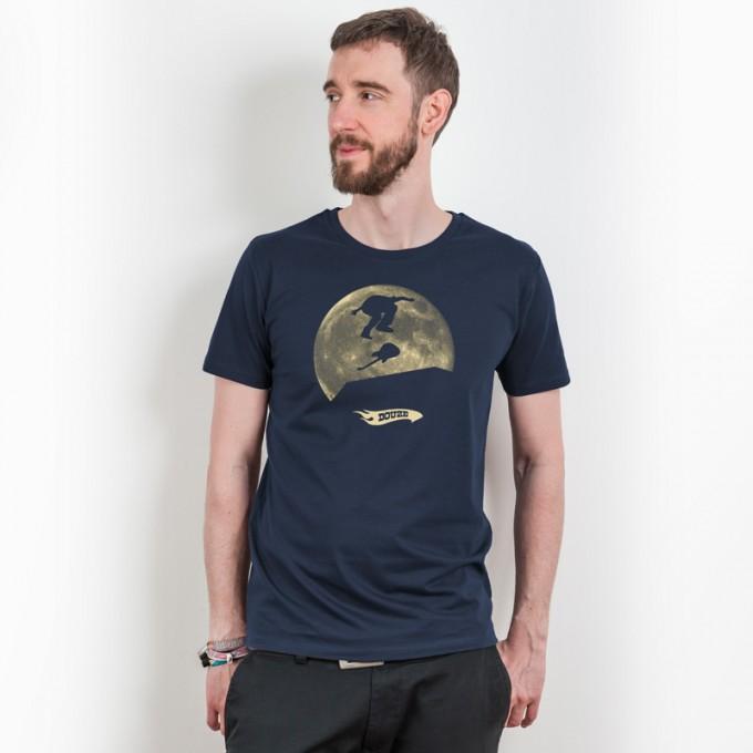 Douze – Fu Manchu - Organic Cotton T-Shirt