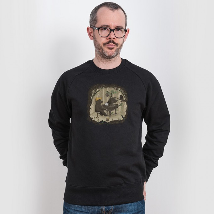 Robert Richter – Forestal Sounds - Sweatshirt