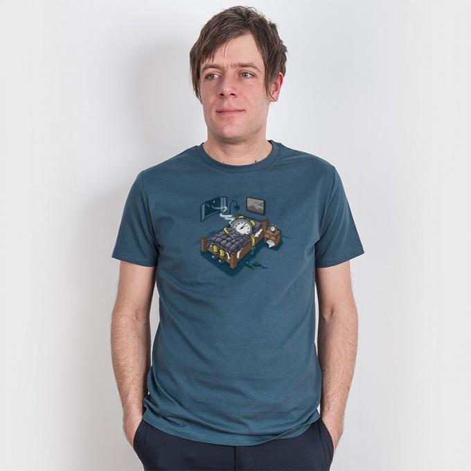Robert Richter – Sleep Modus - T-Shirt