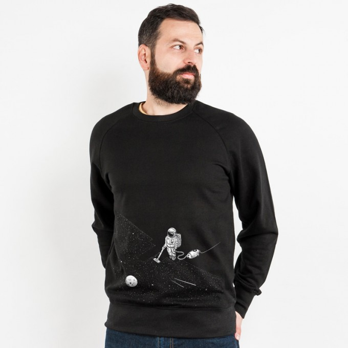 Robert Richter – Space Cleaner - Sweatshirt