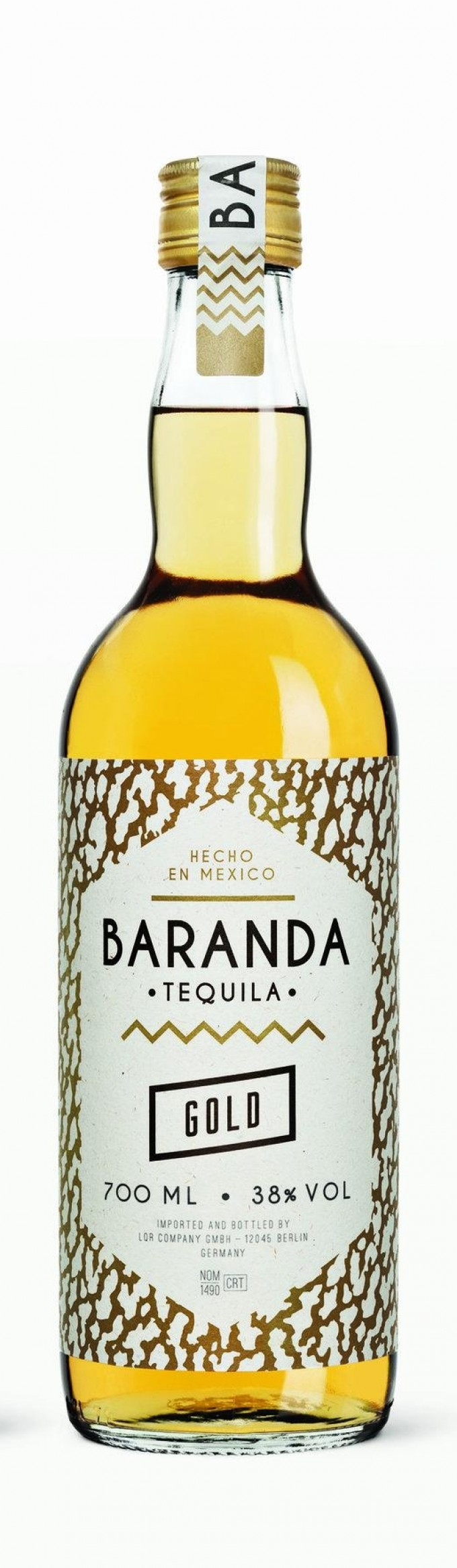 BARANDA Tequila Gold (0,7l)