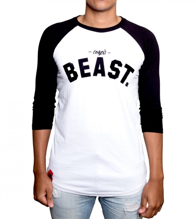 Coazi BEAST 3/4 Longsleeve | Fair Wear