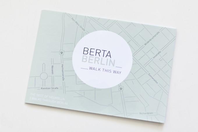 Reiseführer BertaBerlin für Berlin und Neukölln