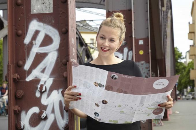 Reiseführer BertaBerlin für Kreuzberg und Berlin