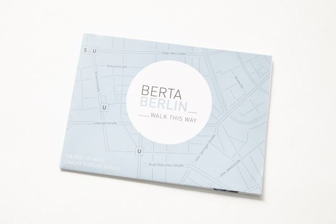 Reiseführer BertaBerlin für Mitte und Berlin