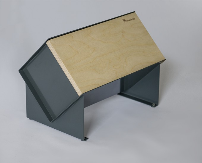 inteamdesign Brotbox BLAIB FRISCH