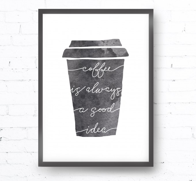 Kruth Design POSTER / CUP