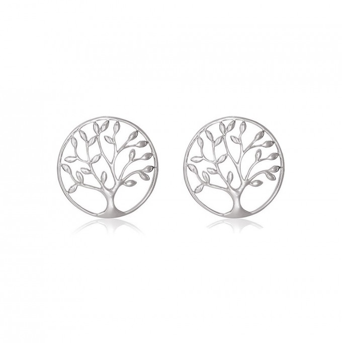 Anoa Ohrstecker Charlotte 925 Sterling Silver