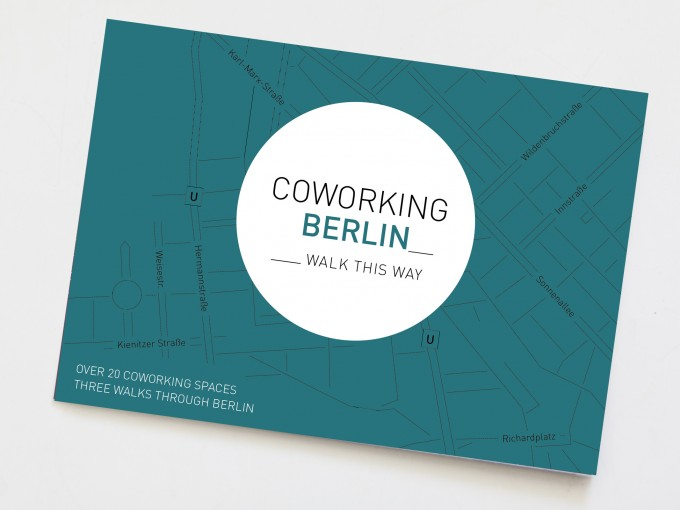 walk this way – CoworkingBerlin Guide