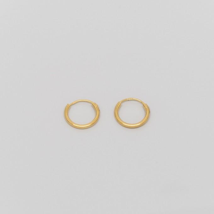 fejn jewelry - Creole 'simple hoop XS'