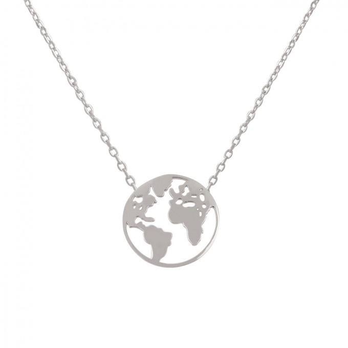 Anoa Kette Elenor 925 Sterling Silber