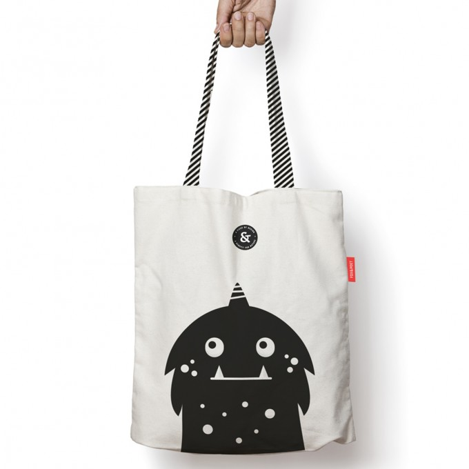 FOX&POET Design-Shopper *Monster*