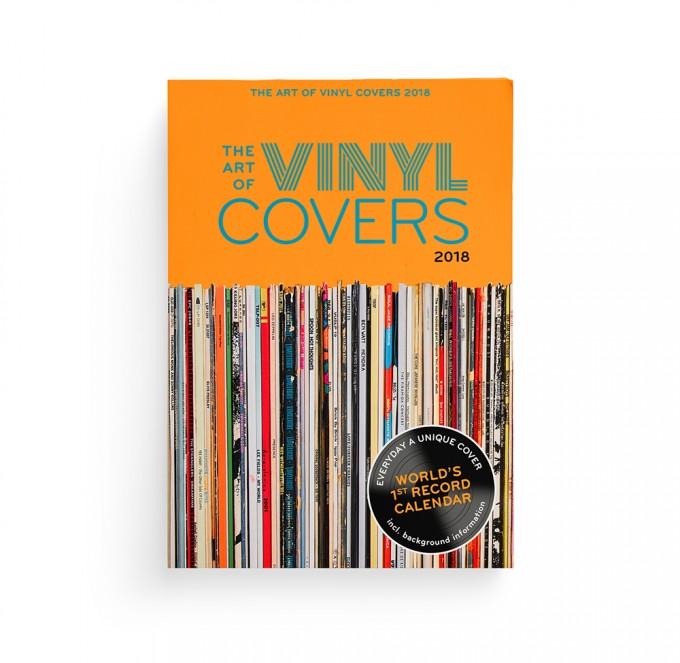 THE ART OF VINYL Covers