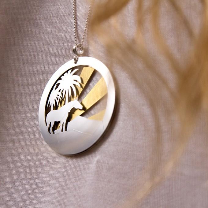 haloa jewellery FANTASIA I Halskette