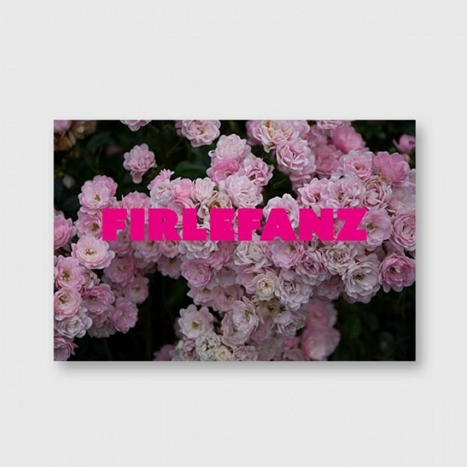 "ZEITLOOPS ""Firlefanz"", Fineartprint"