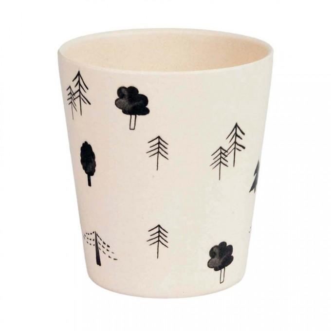 nuukk – Bambus Becher Bäumchen