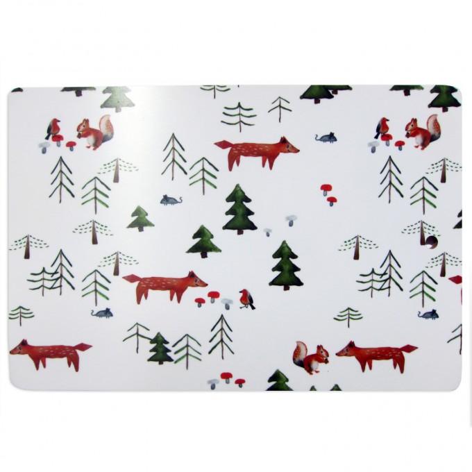 nuukk – Großes Schneidebrett Fuchs