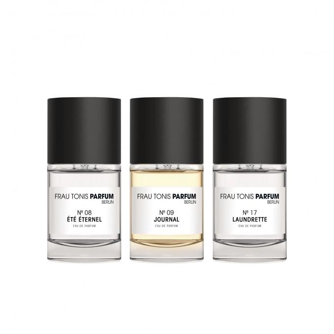 Duft-Box Ladies (3 x 15 ml)  by Frau Tonis Parfum