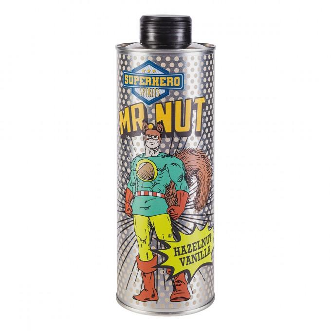 Mr. Nut - Haselnuss-Likör - Superhero Spirits - 0,5 l - 20% vol. Alk.