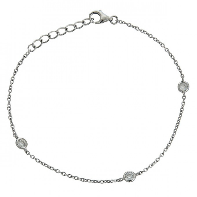 Anoa Armband Finja 925 Sterling Silber