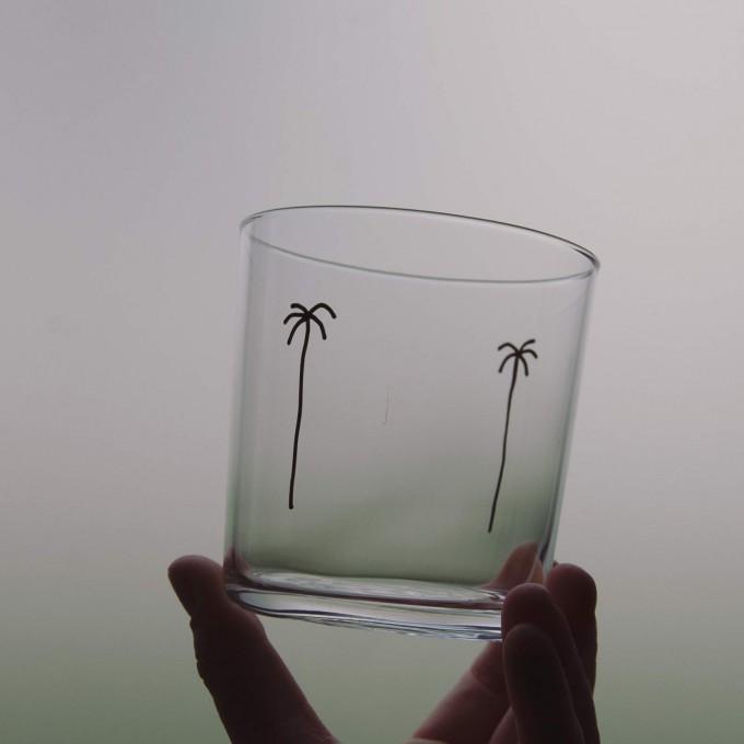 PALM TREE  Glas – Johanna Schwarzer