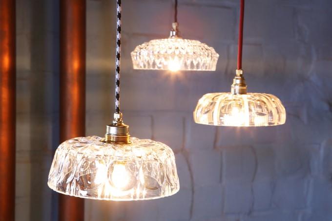 rafinesse & tristesse Kristalllampe Fritz X