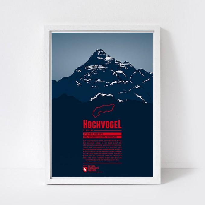 Marmota Maps – Hochvogel - Bergdruck