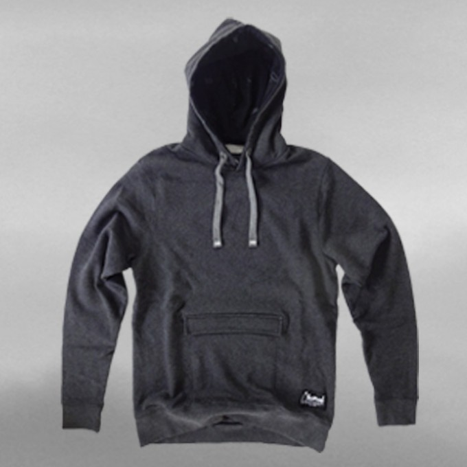 OBSERVED DISTORTION HOODY