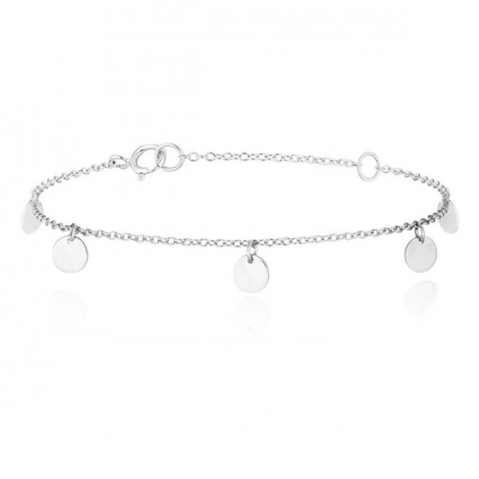 Anoa Armband Alva 925 Sterling Silber