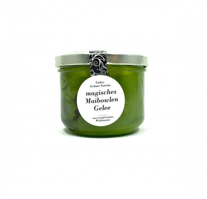 Gabys Grüner Garten Magisches Maibowlen Gelee 250g