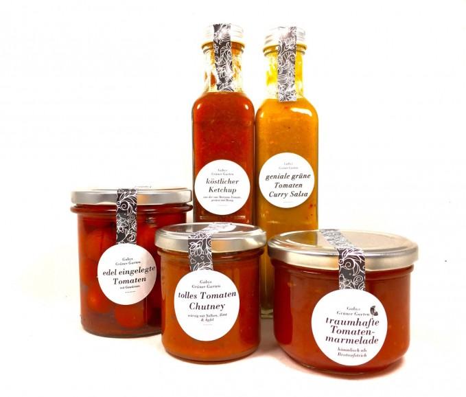 Gabys Grüner Garten tolles für Tomaten Freunde 1190g/ml