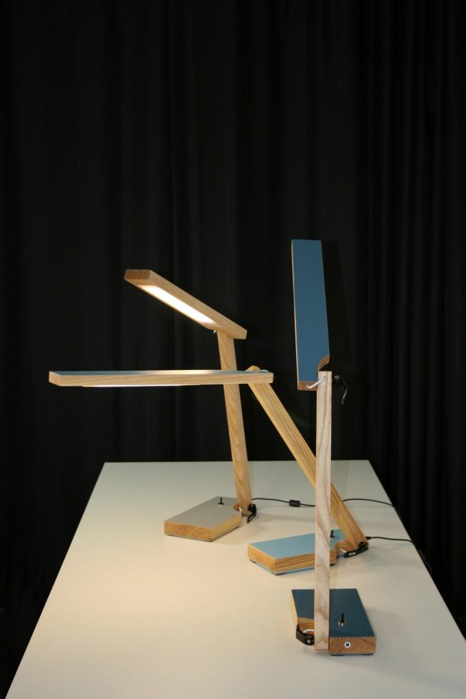 GreimDesign DeckShine Schreibtischleuchte
