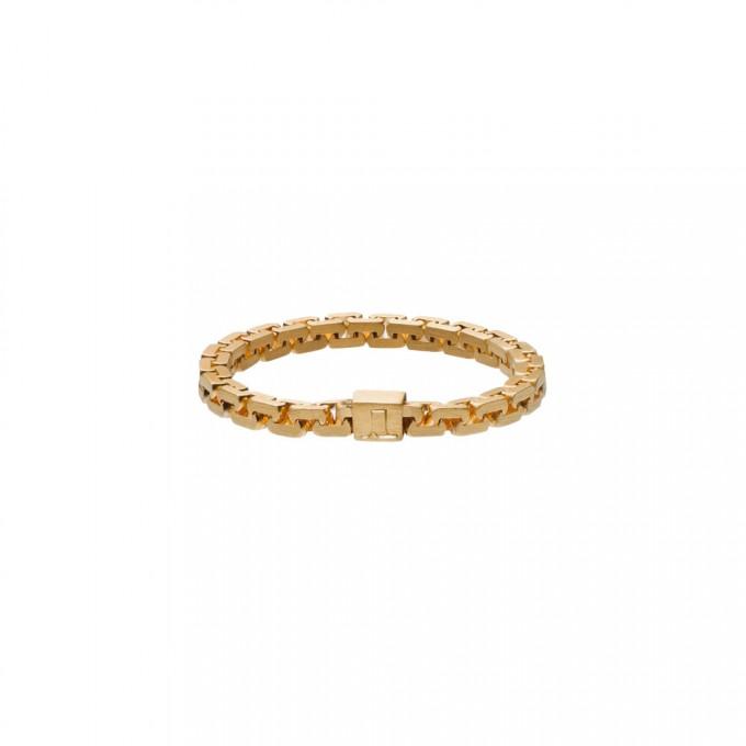 Jasmina Jovy Jewellery Hidden Faces Kettenring RIHF03 gold plated