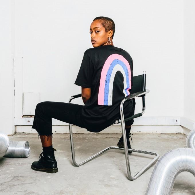Kleiner Kreis | Regenbogen Shirt
