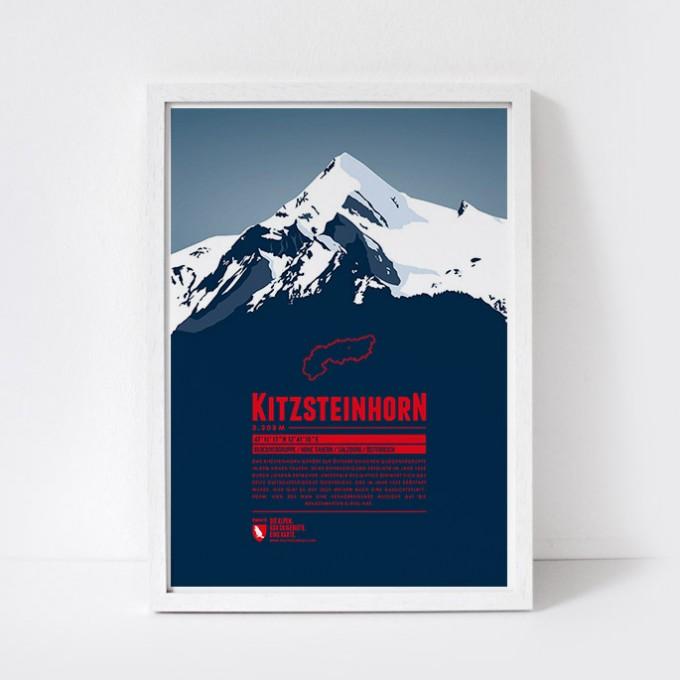 Marmota Maps – Kitzsteinhorn - Bergdruck