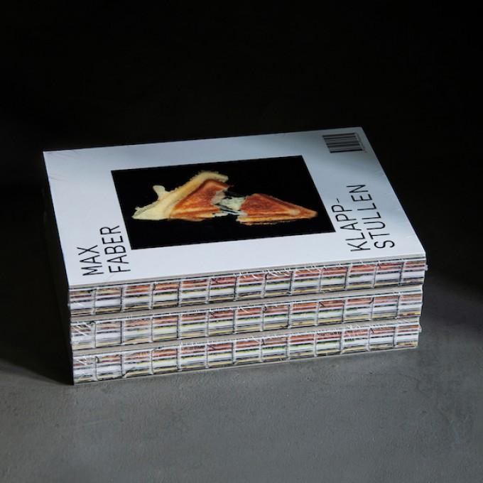 Klapp-Stullen Foto-Kunstband von Max Faber