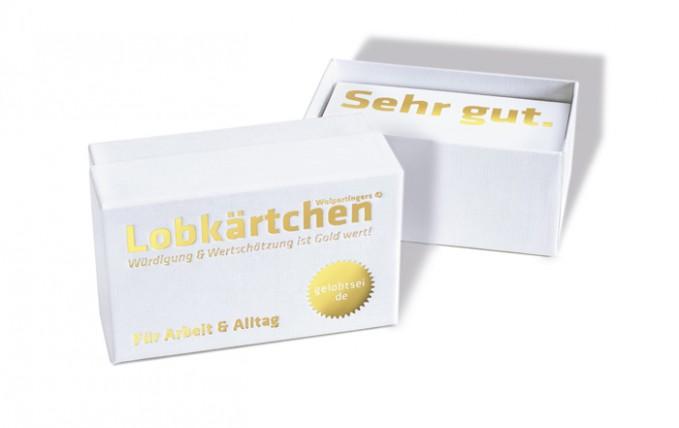 Lobkärtchen© premium