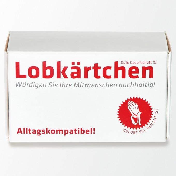 Lobkärtchen© eco