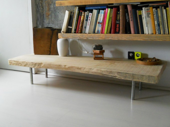 muskat18 Lowboard - BRUT DE SCIAGE