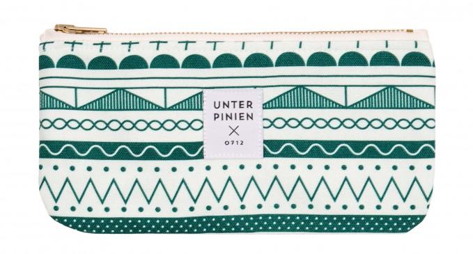 UNTER PINIEN Lines & Waves Mäppchen