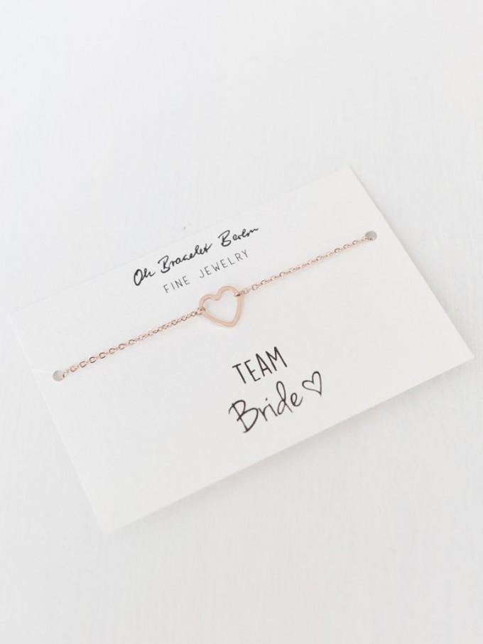 Oh Bracelet Berlin - Armband »Trauzeugin«