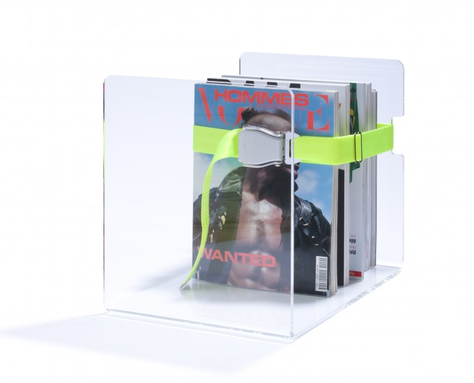 toshi Magazinständer bendix (neon)