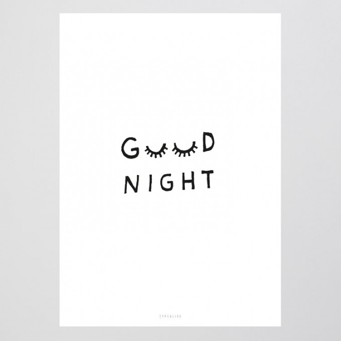 typealive / Good Night