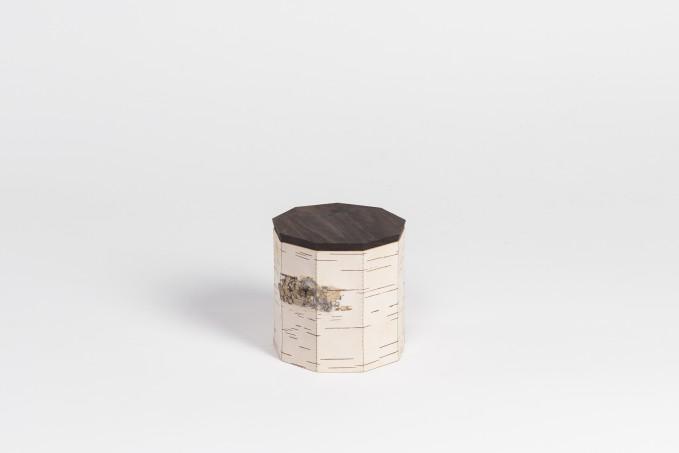 MOYA Nachhaltige Vorratsdosen aus Birkenrinde TUESA T9S | original edition