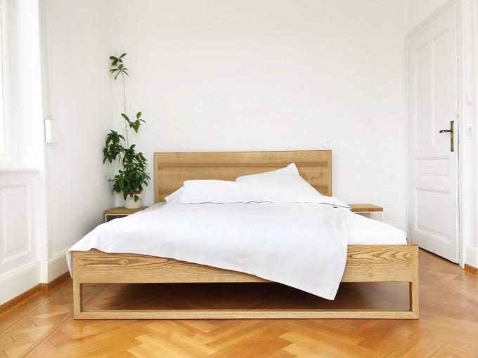N51e12 Pure Ash Bett Aus Massivholz Esche Selekkt Com