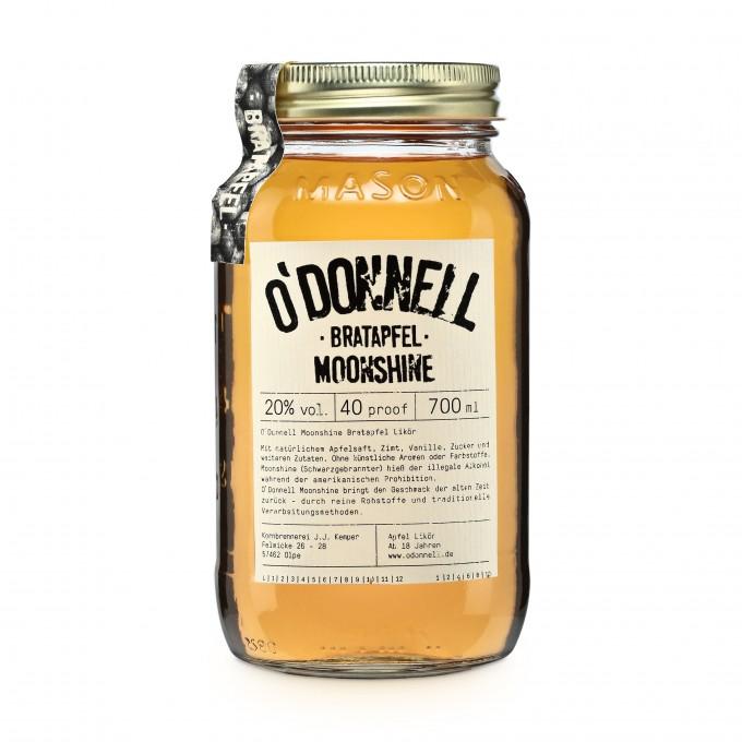 O'Donnell Moonshine Bratapfel (700ml)