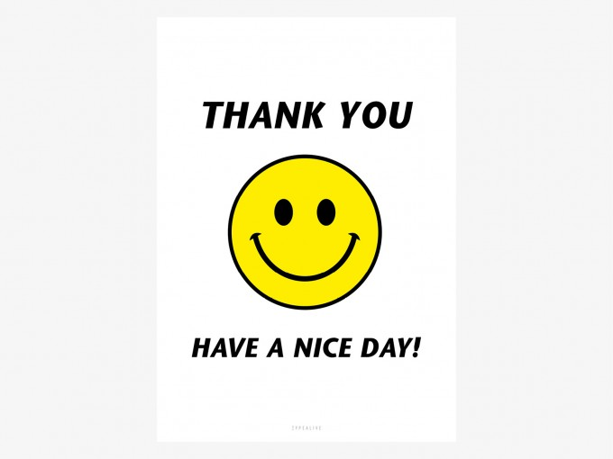 typealive / Have A Nice Day