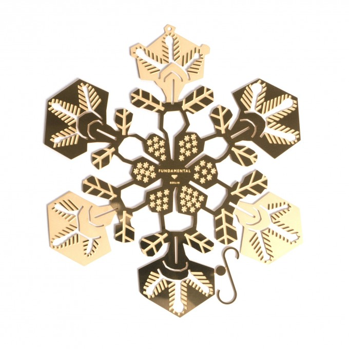 FUNDAMENTAL BERLIN – SNOWFLAKE 15cm