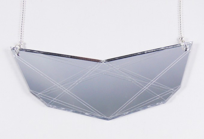 theobalt.design In.Line necklace (silber)
