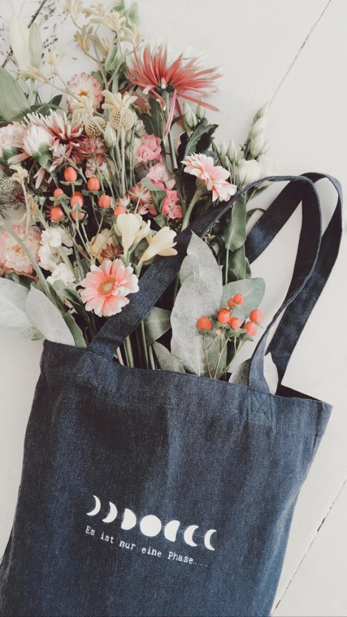Es ist nur eine Phase - Tasche – ANNA COSMA